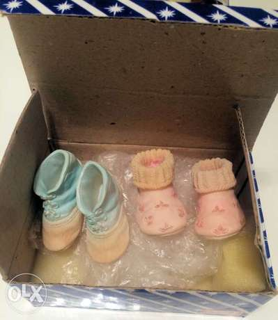 """Collection of """"Putting on The Ritz"""" Miniature Shoes - New الشيخ زايد -  4"""