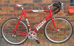 Trek road bike fully serviced with 62cm frame size