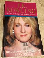 J.K. Rowling The Genius Behind Harry Potter, Book