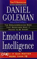 Daniel Goleman Emotional Intelligence: Why It Can Matter More Than IQ