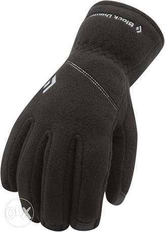Black Diamond Windweight Liner Gloves Model ‏ 2013