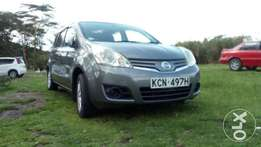 Nissan Note quick sell