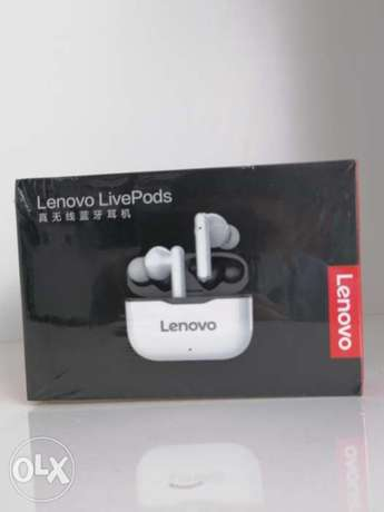 Lenovo Livepods With 6 Month warranty
