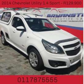 Chevrolet Utility Cars Bakkies For Sale In Randburg Olx