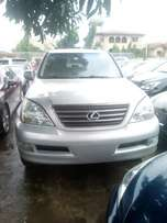 Lexus GX470 Tokunbo Very Clean Full Options Perfectly Conditions 2004