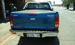 Toyato hilux for sale