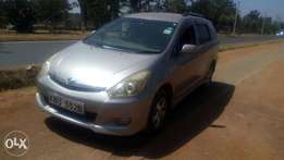 Serious deel Toyota wish buy and drive