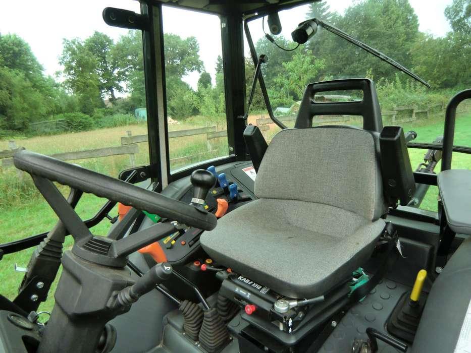Deutz-fahr Agroplus 67 mit Frontlader und Frontzapfwelle - 2007 - image 2