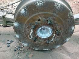 Toyota Hilux Differential