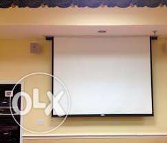 """Electric Wall Mounted Projection Screens For Sale 70"""" by 70"""" Nairobi CBD - image 3"""