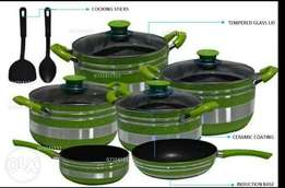 High Quality Non Stick Sufurias and pan