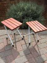 camping side tables