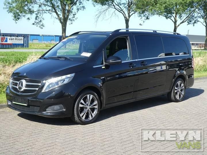 Mercedes-Benz V-KLASSE 250 CDI xl edition avantgard - 2017