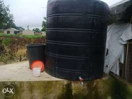 GEEPEE tanks, 4000L and 2000L