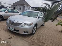 8 month neathly used Toyota Camry