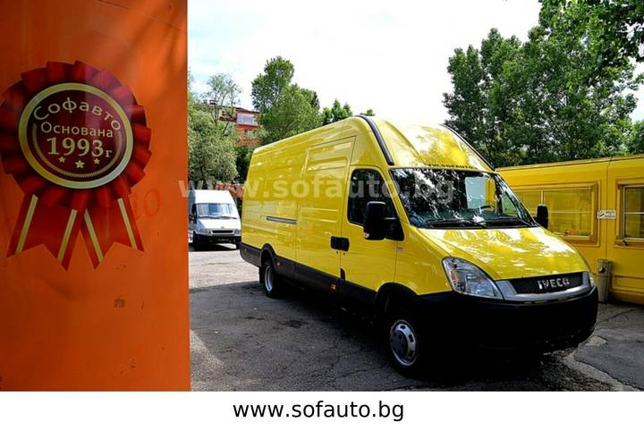 Iveco 35C18V Daily Euro 3 - 2011