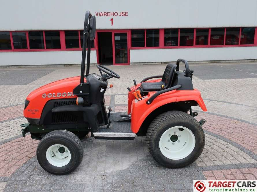 Goldoni Boxter 25 Tractor 4WD Diesel 24HP - 2010 - image 7