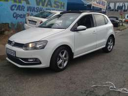 Vw polo Tsi 1.2 auto 2015 model