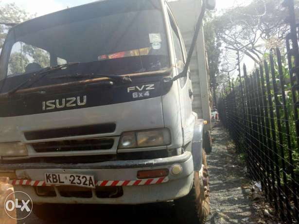 Working Isuzu Fvx 6x4 manual.KBL. Kiambu Town - image 5