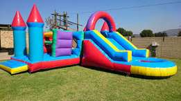 Jumping castle packages for sale (business)