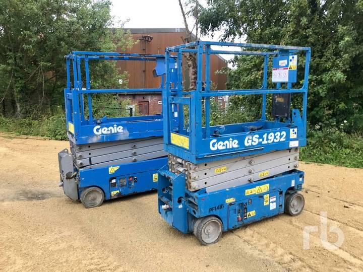 Genie GS1932 Electric - 2014