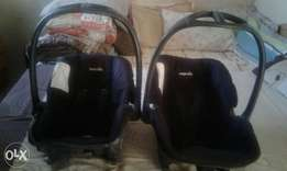 Good condition cars seats for babies for sale