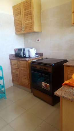 2 bedroom apartment fully furnished 7k per day Mtwapa - image 4
