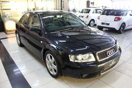 2005 Audi A4 1.8 T for R99 995