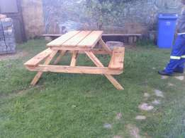 Selling outdoor tables