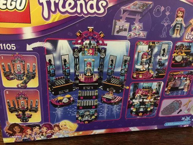 Lego Friends Scena Livi Przeźmierowo Olxpl