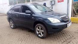 Toyota Harrier 2005 Executive Dark Blue 2990cc