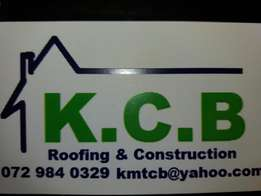 Roofing speacialist and much more