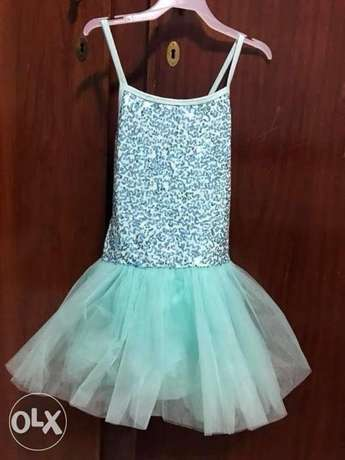 Brand new sequined tutu frock