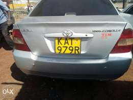 Clean nze. Accident free. One owner