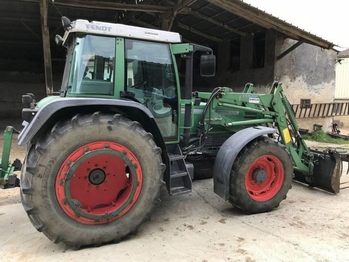 Fendt farmer 312 - 1998