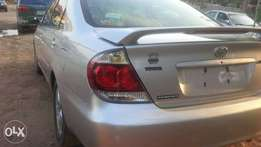 Clean Toyota Camry 2005 Sports Edition Tokunbo