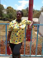 Hi, am Juliet looking for a job in a Mpesa shop or any retail shop