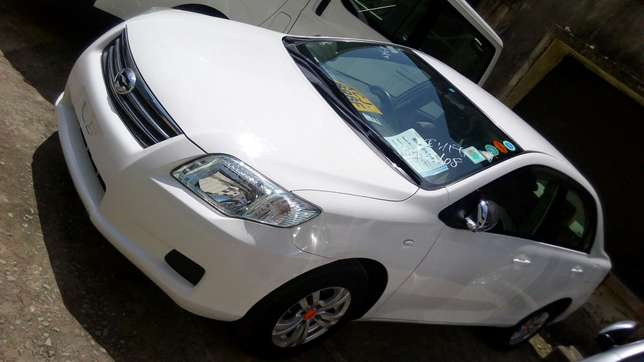 Toyota Axio metallic and Pearl white in colour,kcj. Mombasa Island - image 5