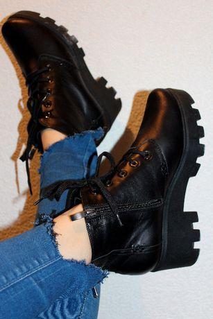 Шкіряні черевики c0503a9e9f186