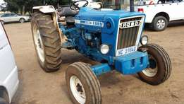 Ford 4600 with logbook/power steering in excellent working order