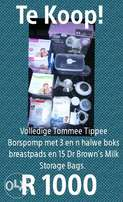 Electronic Tomme Tippee Breast pump