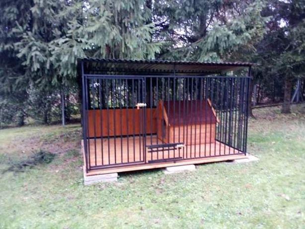 0ea4ea82245fb5 Kojec dla psa i inne zabudowany Kamienica - image 3