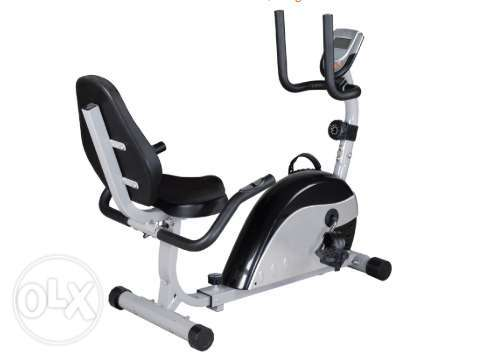 Year end Offer for Recumbent Bike: RO 70.00 w/ Free Delivery
