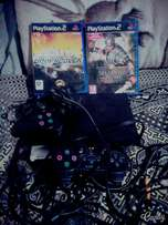 PlayStation 2 and the cd
