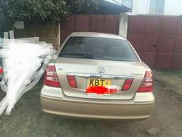 Hi selling Toyota premio very clean lady owned car