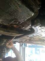 Automatic gearbox repairs specialist