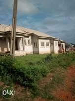 Newly built 4bedroom n 2bedroom bungalow on a full plot of land