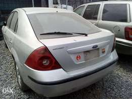 Clean 2004 Ford Mondeo