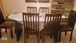 Six Seat Dining Table for Sale