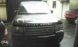 Newly bought Range Rover vogue 2012 model